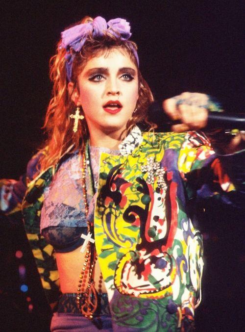 madonna 1985 virgin tour - photo #4