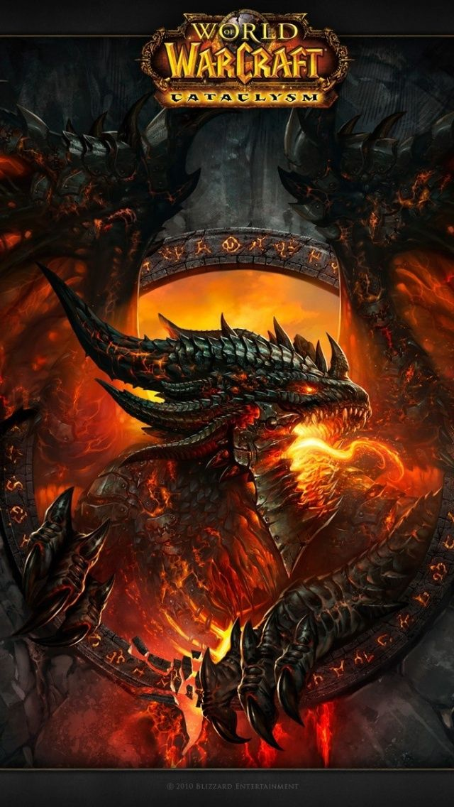 Wow Cataclysm World Of Warcraft Games World Of Warcraft Wallpaper Warcraft World of warcraft cataclysm wallpaper