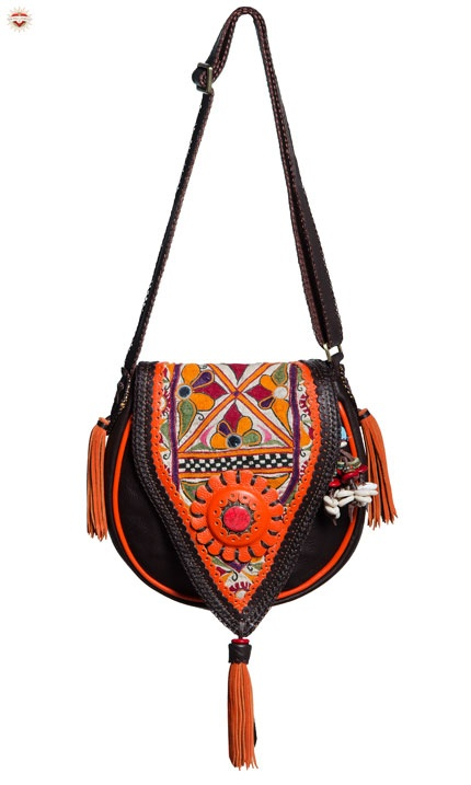 World Family Ibiza - Black Foot bag