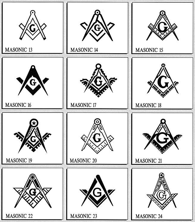 masonic symbols - Google Search