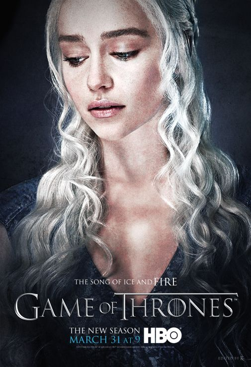Game of Thrones - Poster 2 by ~Kc-Eazyworld on deviantART