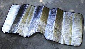 Fogão Solar de Funil de Sombreador para Pára-brisas