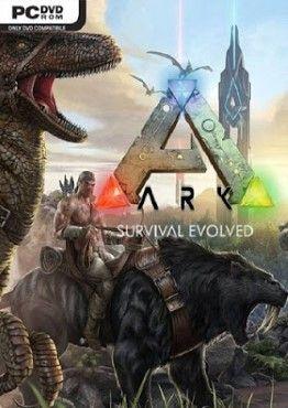 ARK Survival Evolved_PC_COVER