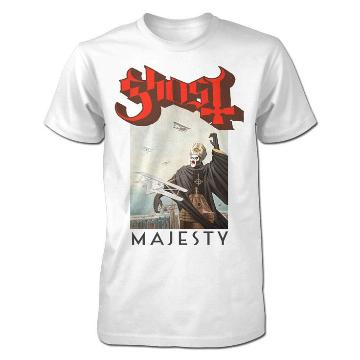 MAJESTY TEE   Apparel   Ghost Store