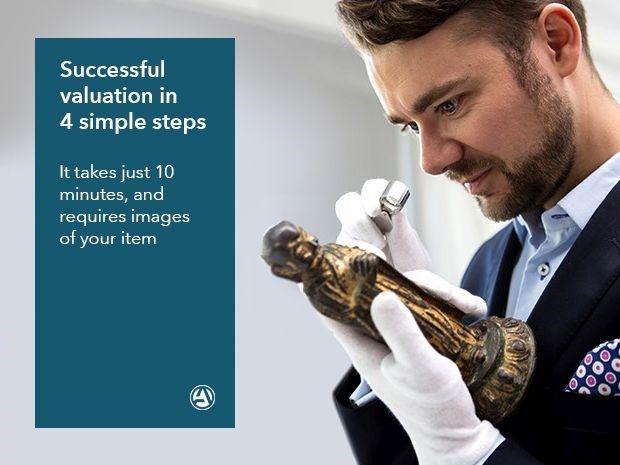 Free valuation of art & antiques   Auctionata