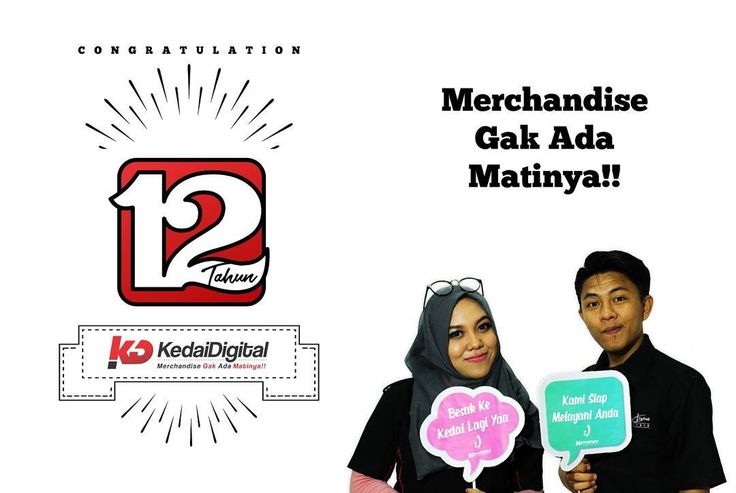 #kedaidigital #merchandise#merchandisegakadamatinya#merchandisesatuan #souvenir#souvenirsatuan #ulangtahun#12thkedaidigital #birthday#anniversary #kawankedai