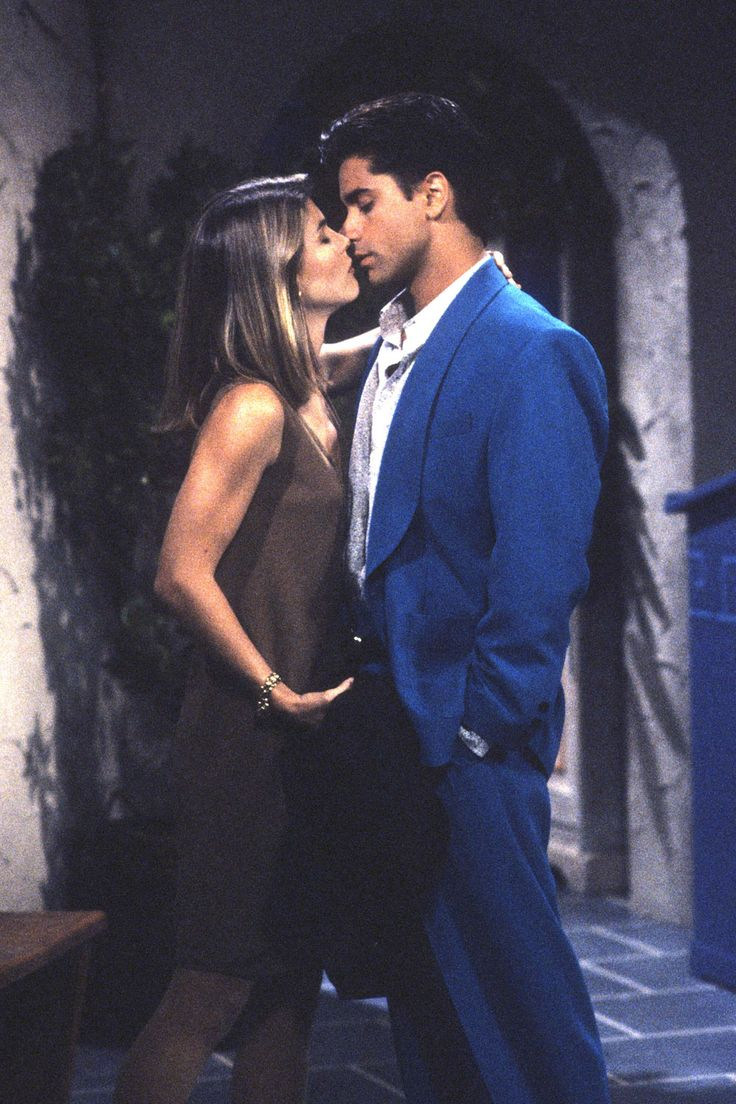 Uncle Jesse and Aunt Becky (Full House)