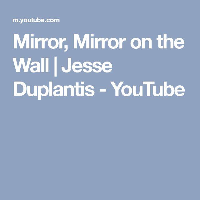 Mirror, Mirror on the Wall   Jesse Duplantis - YouTube