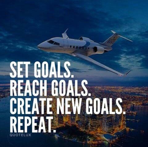 set goals reach goals make new goals repeat - Google Search