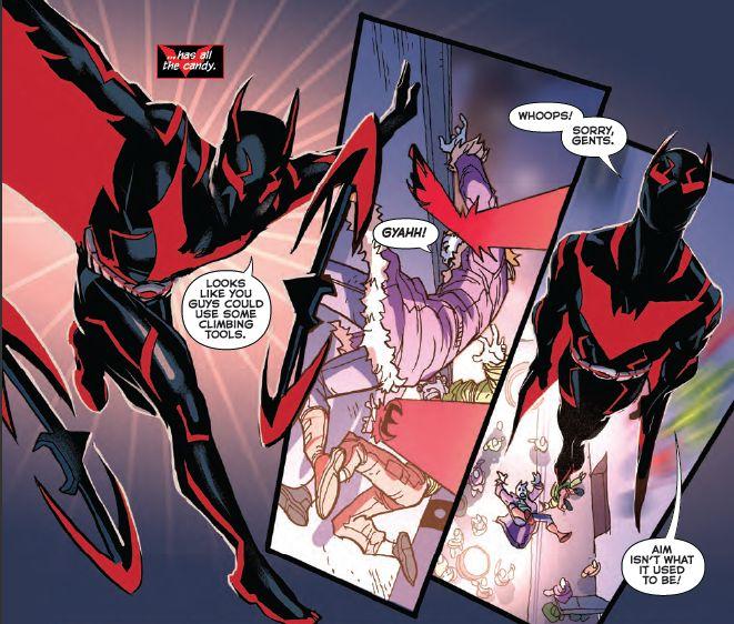 Batman Beyond #4 Review – AiPT!