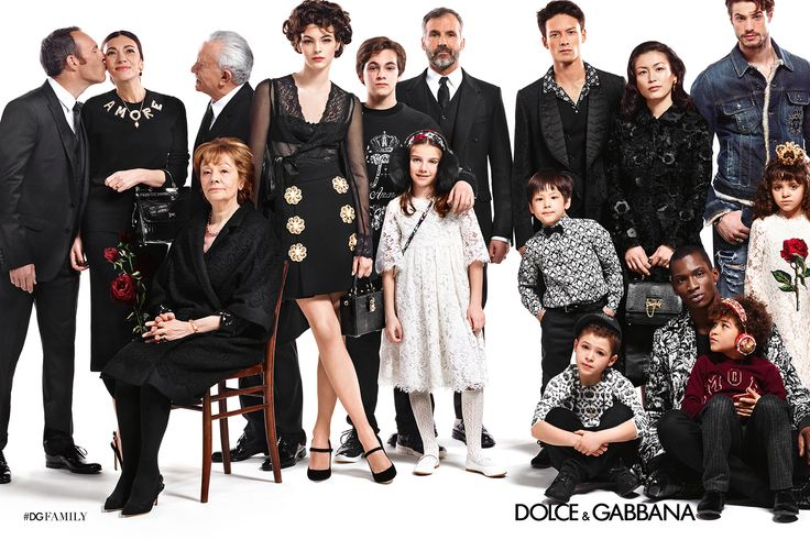 Dolce & Gabbana Men Winter 2016: Advertising Campaign