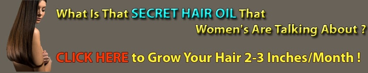 Female Hair Loss Treatment Step by Step - Learn How to Make Your Hair Grow Faster