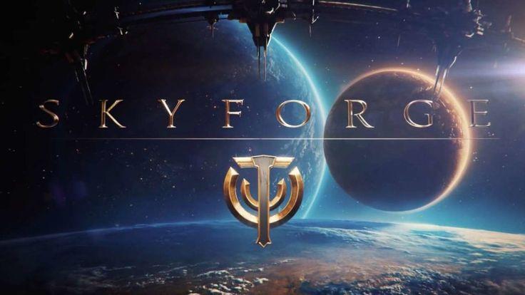 Skyforge jako jedna z najfajniejszych gier MMO w sieci. // Skyforge as a one of the best MMO games