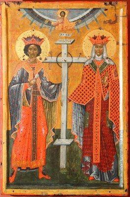St Constantien and Helena