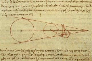 Carl Kaeppel's essay on Aristarchus of Samos (the Copernicus of antiquity) and the ancient Greek achievements in mathematics, which are too often ignored or downplayed.