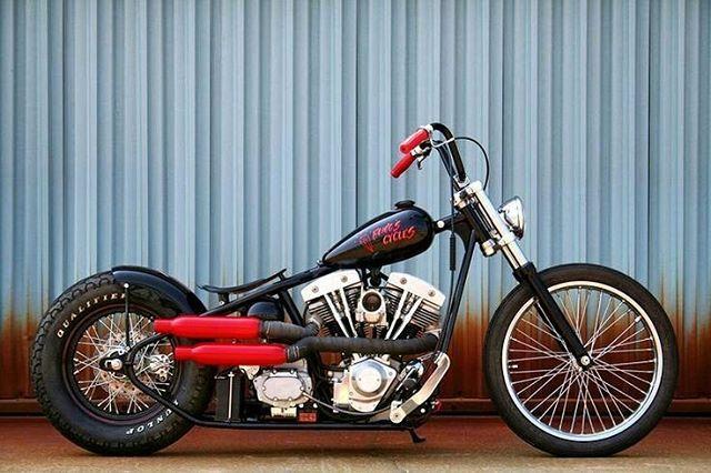 💯% badass ⚡ follow & tag  @hundred.percent.badass ✌ #badass #motorcycles #motorcycle #bikelife #detail #details #handmade #chopper #bobber #hd #custom #usa #customs #photo #мотоцикл #amazing #awesome #motos #байкер #photooftheday #biker #カスタムバイク #love #instamotogallery #instacool #instasize #instagood