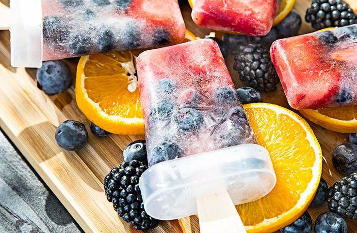 Sommer Eis
