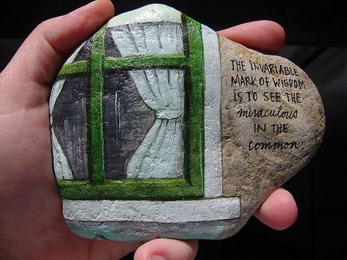 Inspired Stone