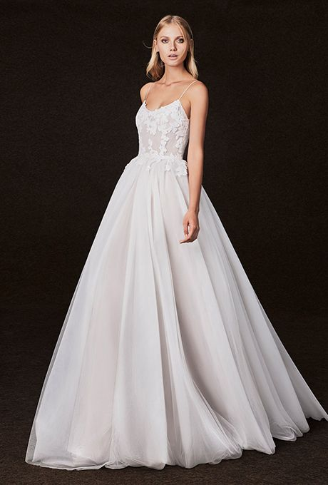 Brides: Victoria Kyriakides - Fall 2017. Wedding dress by Victoria Kyriakides