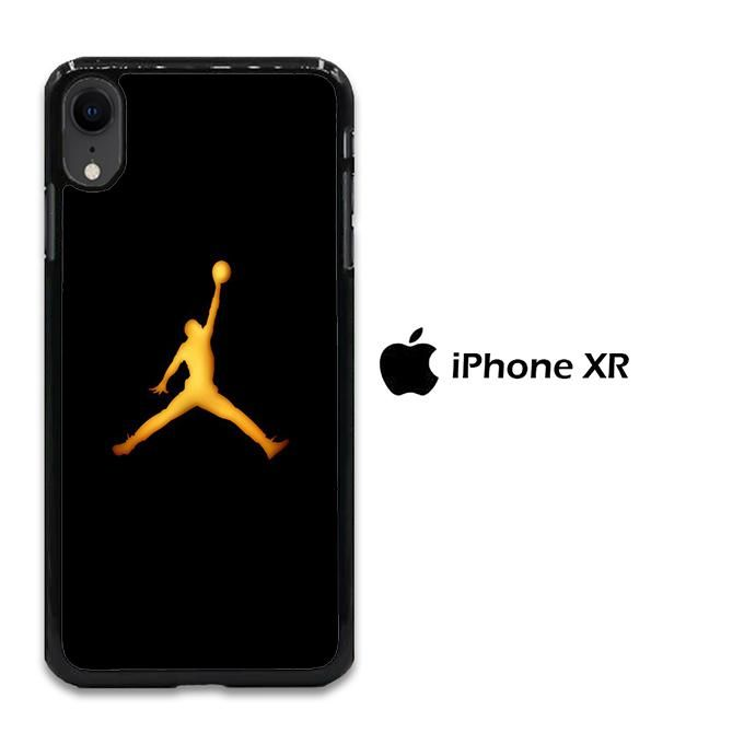 competitive price b4bec ee662 Jordan Logo 006 iPhone XR Case in 2019 | iPhone XR Case | Iphone ...