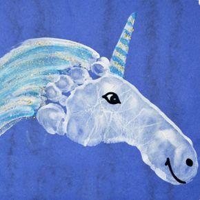25 Zauberhafte Einhorn-Bastelarbeiten für Kinder …