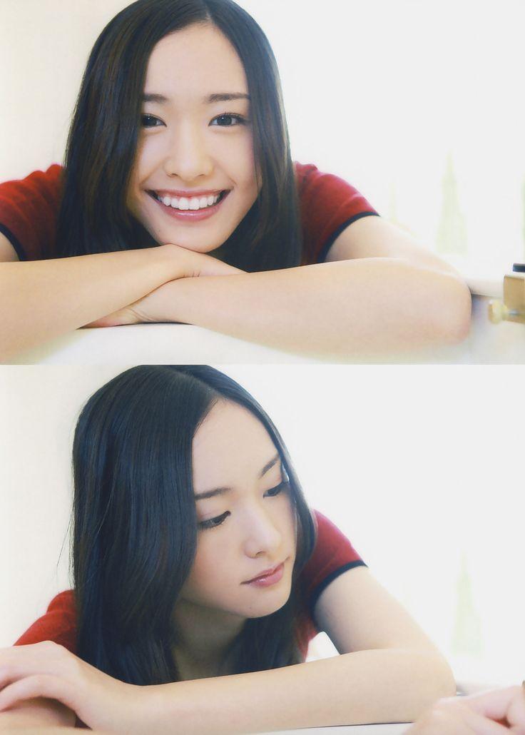 Yui Aragaki. 新垣結衣