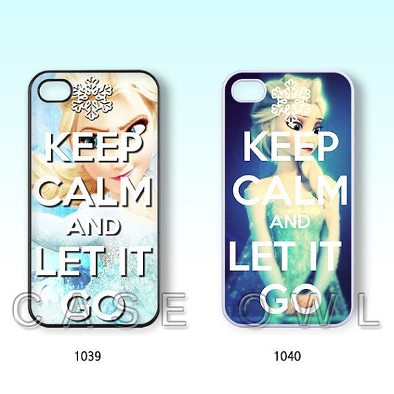 KEEP CALM Frozen Phone cases  iPhone 5 case iPhone 5C by caseowl, $8.99 Oh my goodness, love it!!!