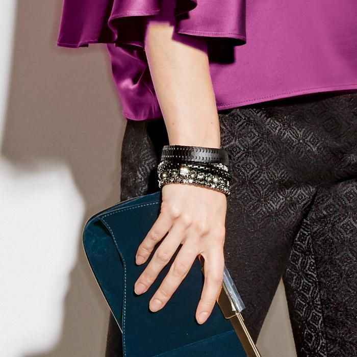 #mark. By #Avon Matte Attack Bracelet Set. A black bracelet that goes way beyond basic. Set of 5 bracelets in black matte. Three of the bracelets have a rhinestone cup chain and hold rhinestones all the way around. Two bracelets have a black round chain and a black flat chain. Reg $28. FREE shipping with any $40 online Avon or Mark purchase. #CJTeam #Style #Gift #MatteAttackBracelet #Mark #Jewelry #Bracelet #New #Fashion #Avon4Me #C24 Shop Avon Mark jewelry online @ www.TheCJTeam.com