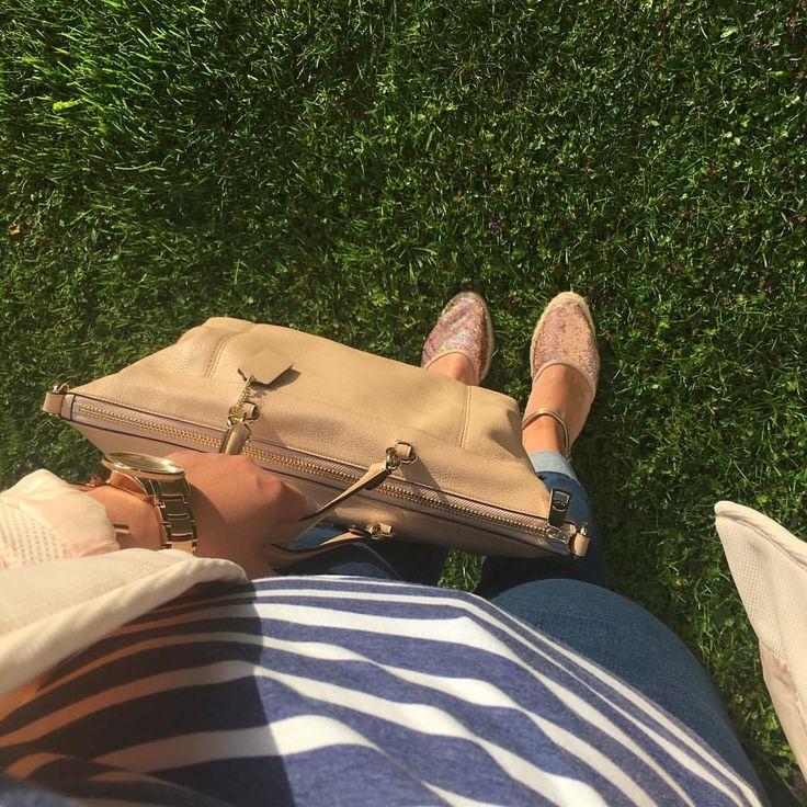 Coach bag handbag Handtasche Tamaris Sandals Sandalen