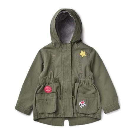 Куртка Futurino хаки - купить, Куртка Futurino хаки цена в интернет магазине детских товаров и игрушек «Детский Мир»
