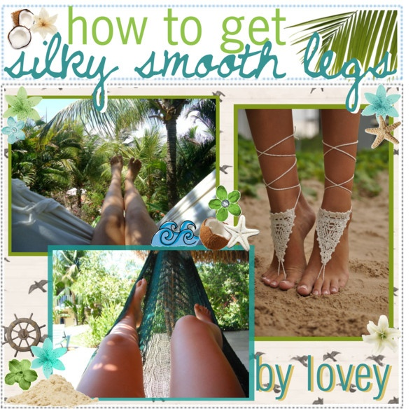 """How To Get Soft Silky Legs"" by the-beauty-gurus ❤ liked on Polyvore"