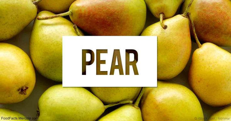 Learn more about pear nutrition facts, health benefits, healthy recipes, and other fun facts to enrich your diet.