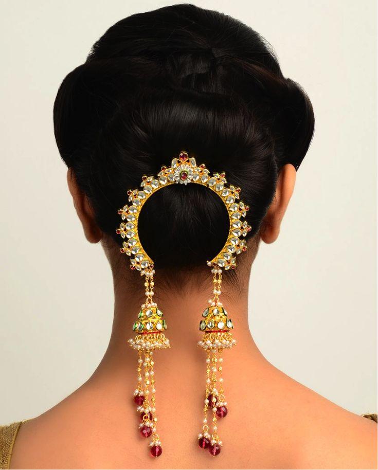 hair jewelry | indian wedding jewellery