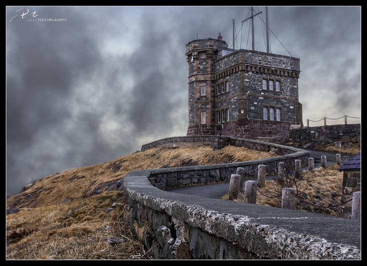 Lead me to the Tower...... Cabot Tower, Signal Hill, St. John's, Newfoundland...on the 2014 list.