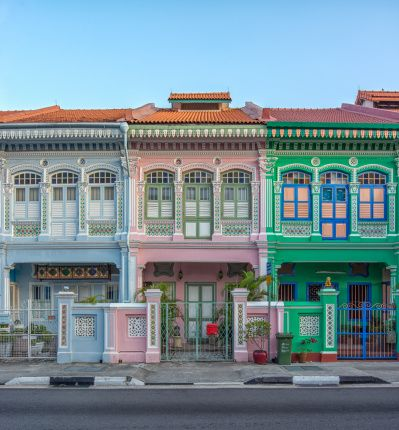 Royalty-free Image: Peranakan Architecture