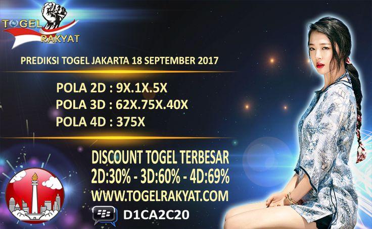 TogelRakyat Togel Diskon Terbesar   Minimal Depo Rp 10.000 & Minimal Withdraw Rp 50.000   Untuk potongan disc togel Singapor...