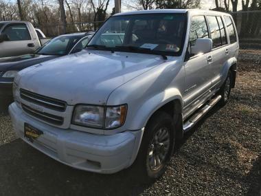 2002 ISUZU TROOPER  https://www.auctionexport.com/en/Inventory/Info/2002-isuzu-trooper-s-ls-limited-wagon-4-door-108077242?searchID=1570073214#.WOzzP4grKUl