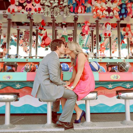 Most Creative Themed Engagement Photos