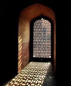 Arabisch patroon raam