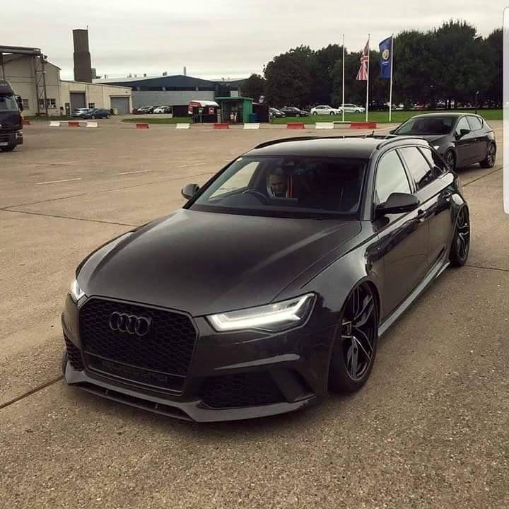 Audi All Black
