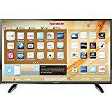 Telefunken LED-TV 102 cm 40 Zoll D40F287A3CW EEK A+ DVB-T, DVB-C, DVB-S, Full HD, Smart TV, WLAN, C