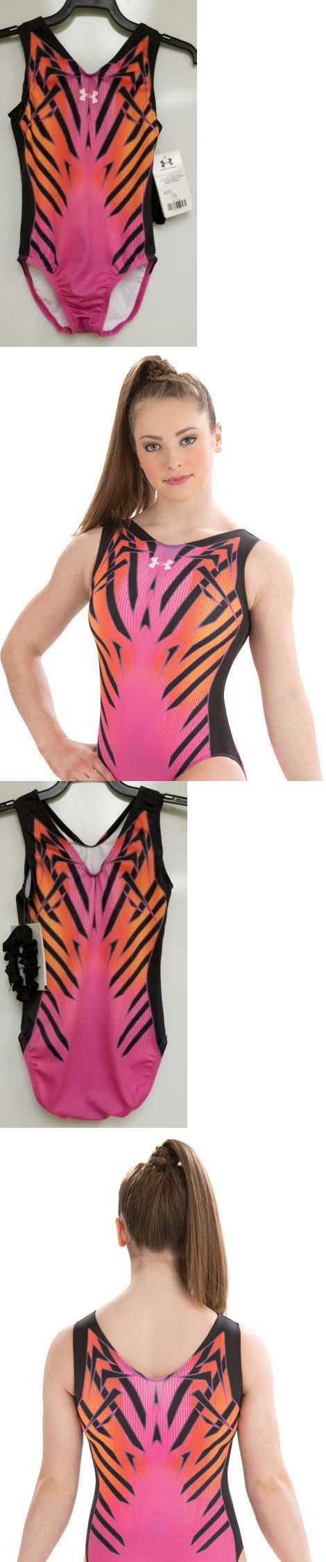 Youth 159170: Under Armour Ua Armourfuse Radiate Leotard New. Size Child Medium Cm. -> BUY IT NOW ONLY: $49 on eBay!