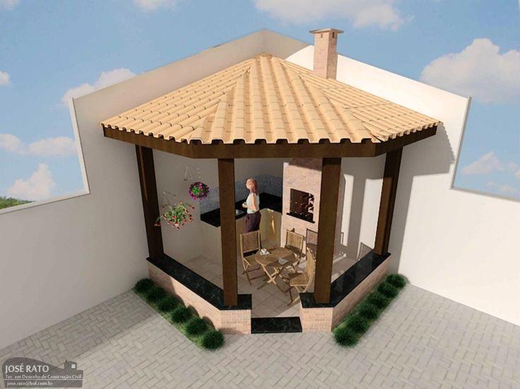 Les 417 meilleures images du tableau casas con patio chico for Patio chico con pileta