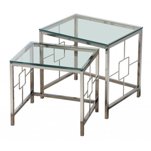 Found It At Wayfair   2 Piece Nesting Table Set