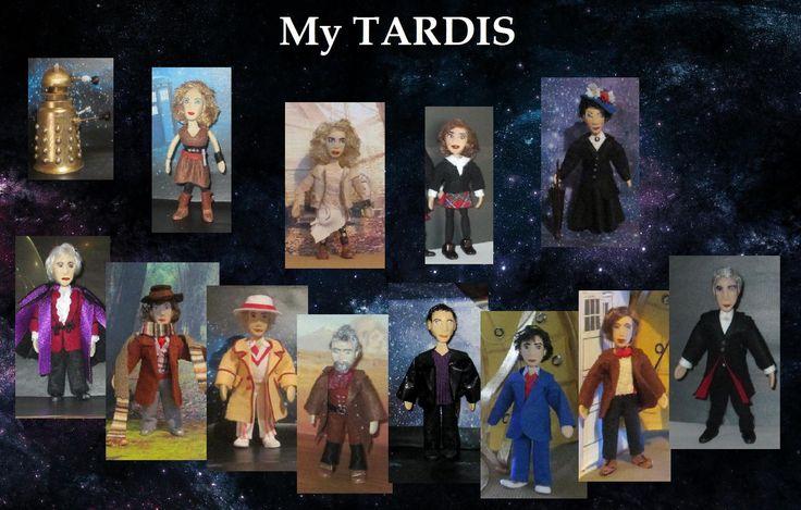 My TARDIS 27.3.2015