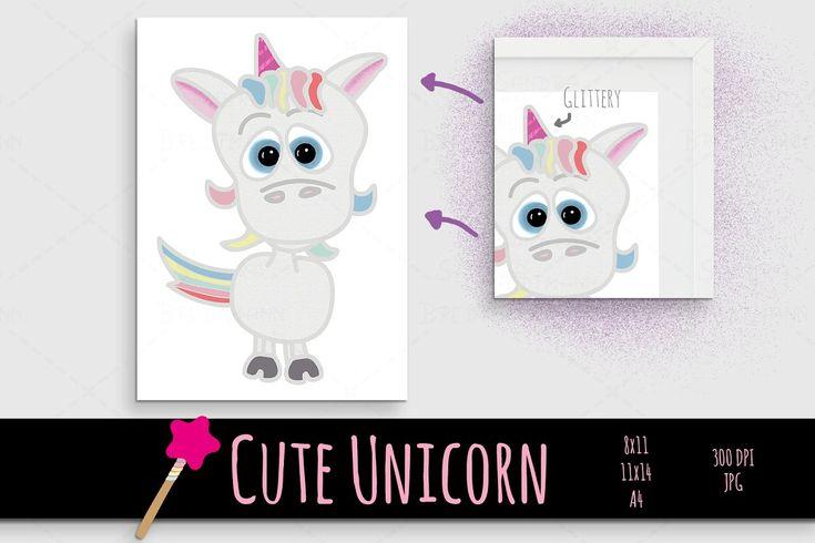 Bullet Journal planer brush strokes in 2020 | Cute unicorn ...