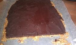 Torta di Pere / Salame Dolce / Vanilla Pear Muffins / Chocolate Graham cracker bars
