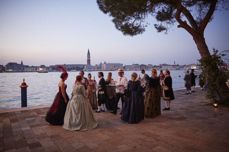 Venetian cocktail on the Fondamenta