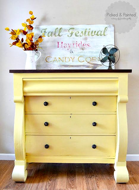 Yellow Paint Ideas 737 best yellow painted furniture images on pinterest | painted