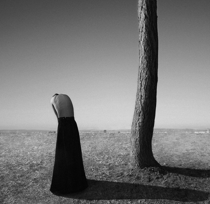 Surreal Self-Portraits by Noell S. Oszvald